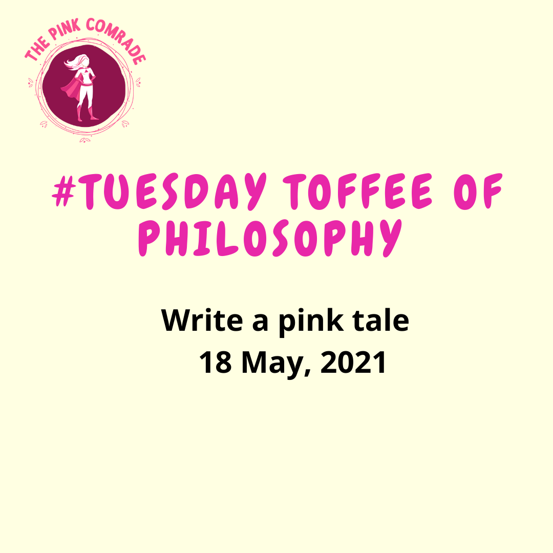 Tuesday Toffee of philosophy challenge